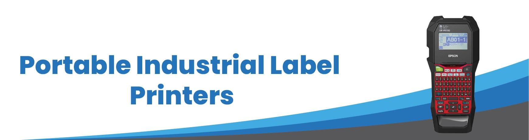 Portable Industrial Label Printers