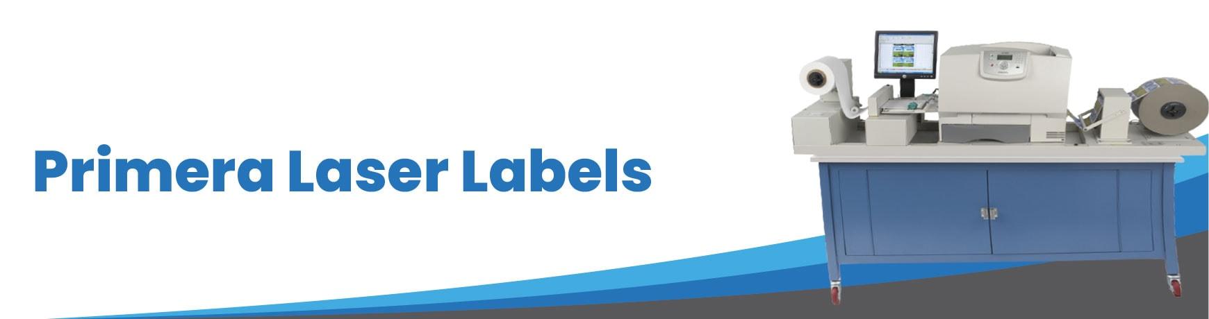 Primera Laser Labels