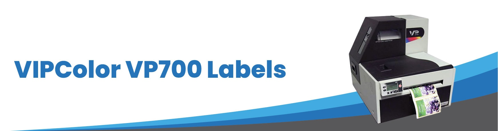 VIPColor VP700 Labels