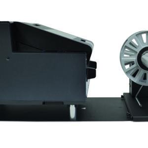 Epson CW-C6500P Label Rewinder, RW6500P Attached